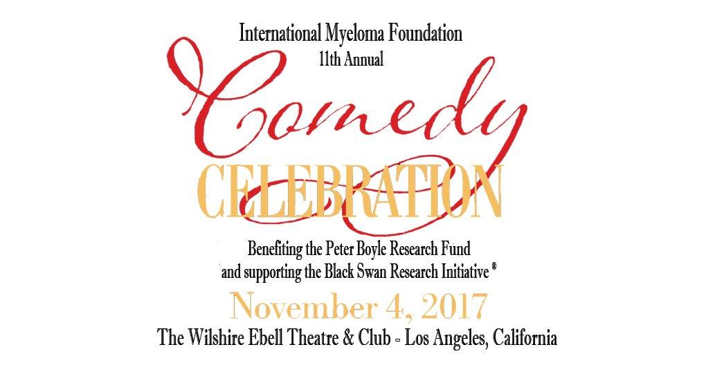 Comedy Celebration graphic