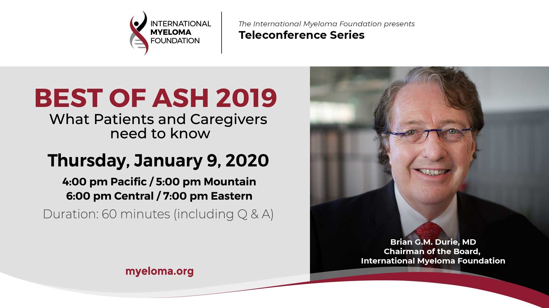 Best of ASH 2019 cover image