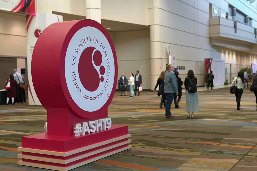 Hallway ASH 2019 Orlando Convention Center