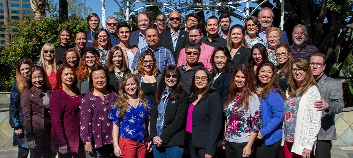 IMF Staff Group Photo 2020