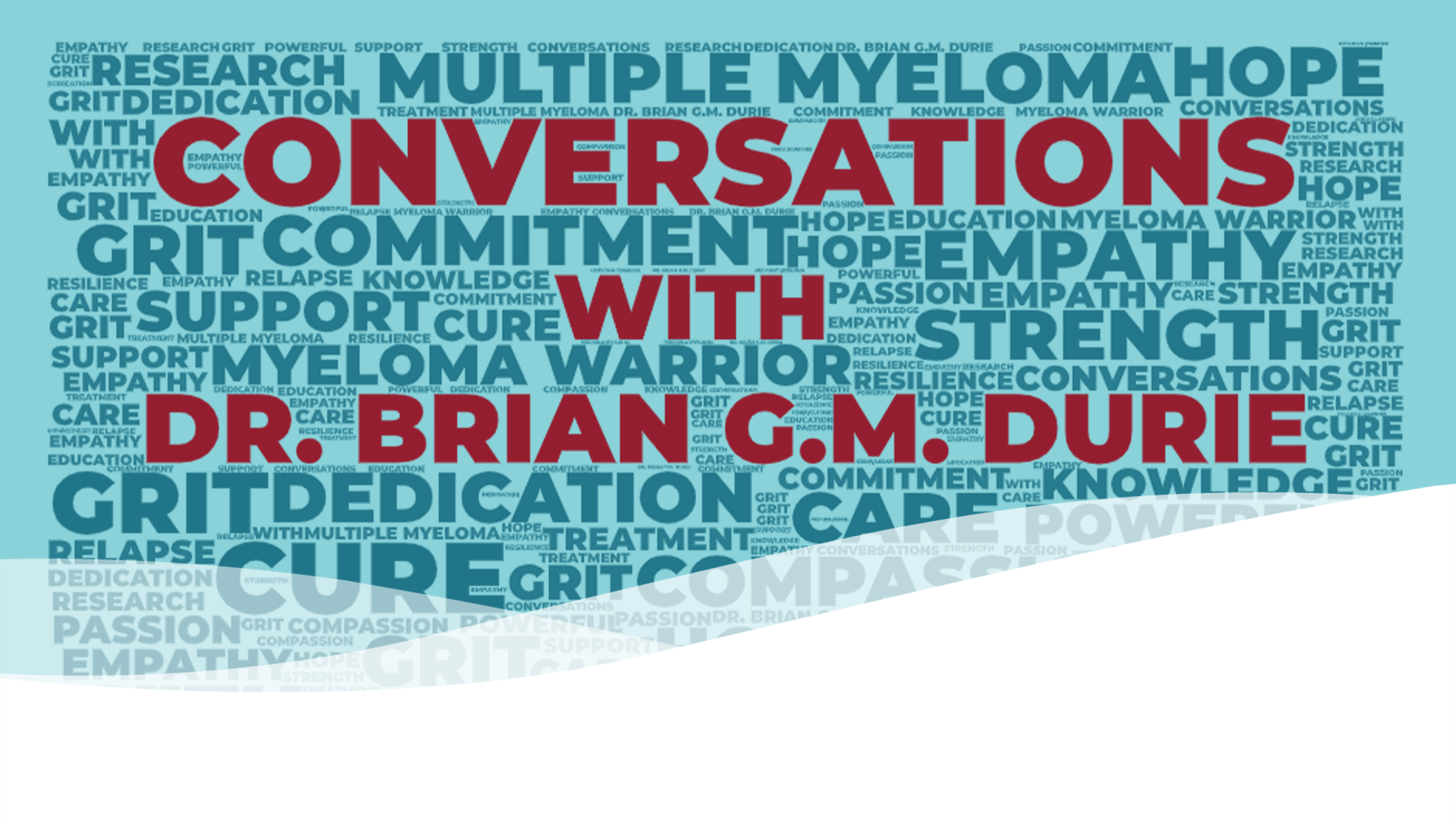 header image for Conversations with Dr Durie
