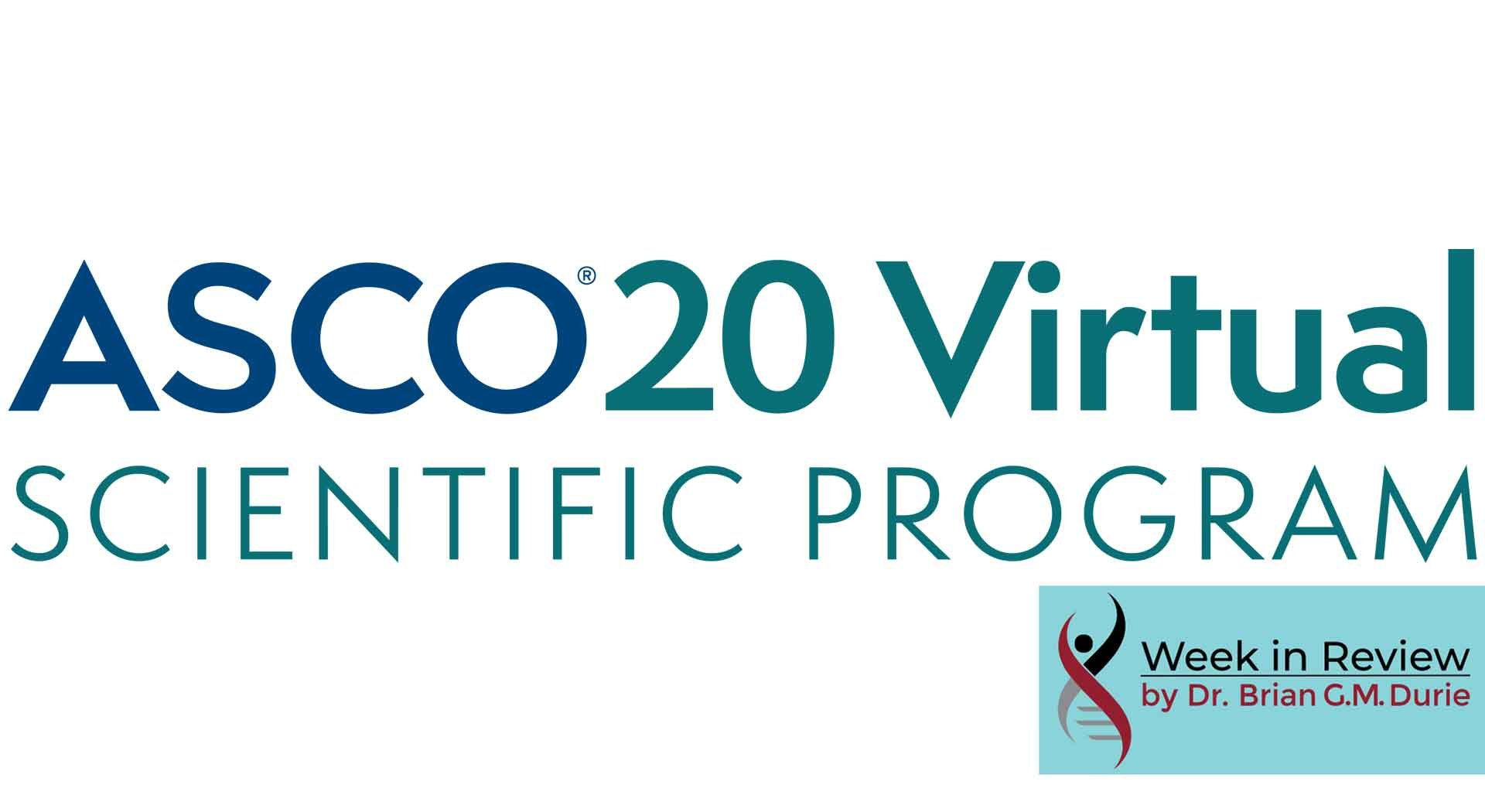 week in review asco 20 logo