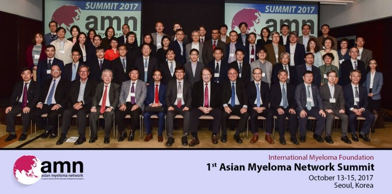 AMN2017 group photo of doctors