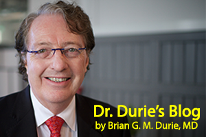 An image of Dr. Brian Durie