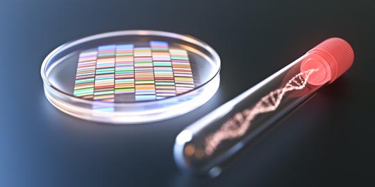 DNA Crispr tube