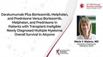 Dr. Marie V. Mateos