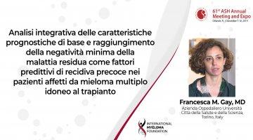 Dr. Francesca Gay