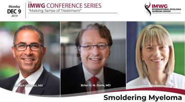 IMWG Conference Series ASH 2019