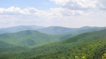 Blue Ridge Mountain