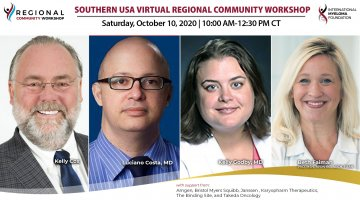 southern usa regional community workshop speakers