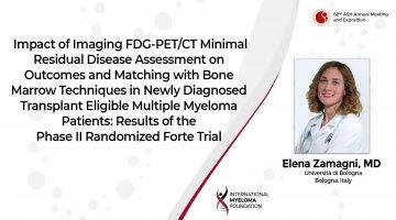 Results of the Forte trial Dr. Elena Zamagni ASH 2020