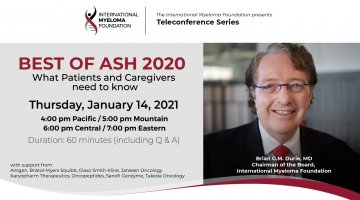 Best of ASH 2020 Webinar