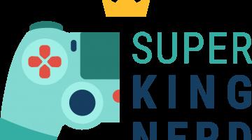 super nerd king logo