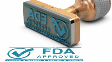 FDA stamp of approval