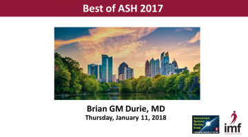Best of ASH 2017