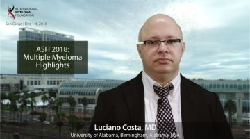 ASH 2018 Top MM Research Luciano Costa