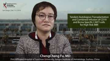 ASH 2018 Dr. Fu at ASH Convention