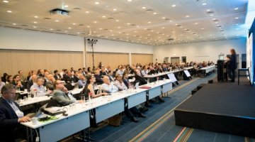 Audience at the 2016 IMWG plenary session