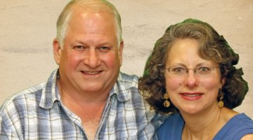 Jack and Linda Huguelet