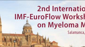 2nd International IMF-EuroFlow Workshop overlaid on image of building in Spain