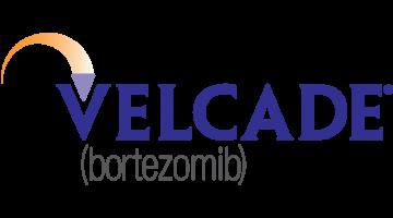 Velcade medication logo