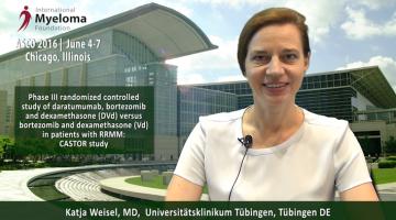 ASCO 2016: CASTOR study -- Dr. Katja Weisel