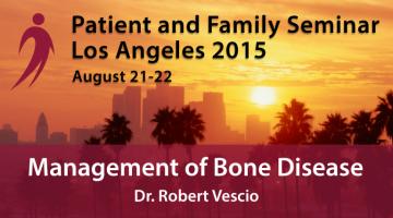 Los Angeles 2015 Patient & Family Seminar
