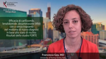 title card for Forte Clinical trial by Dr. Francesca Gay