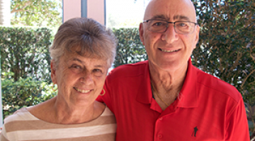 Maxine and Arnold Levine