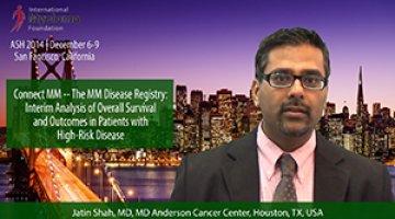 Dr. Jatin Shah at ASH convention 2014