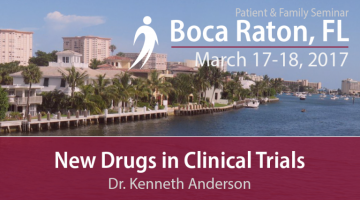 New Drugs in Clinical Trials - Boca Raton PFS 2017