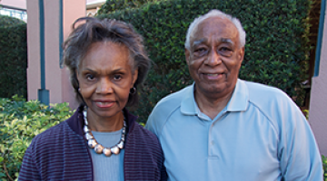 David and Wilma Ragsdale